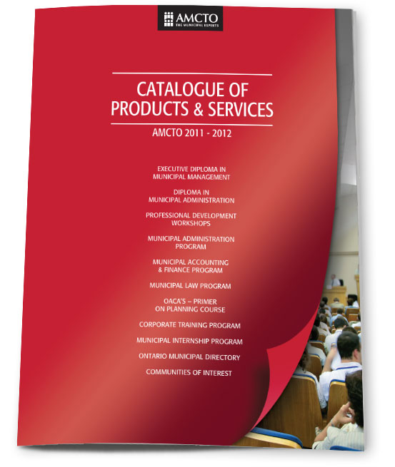 2012 Catalogue Cover