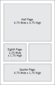 AMCTO ad sizes: small