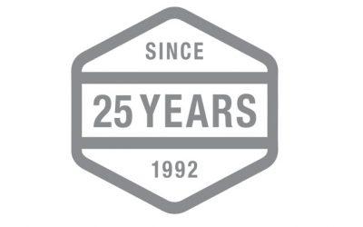 Helping Tigercat celebrate 25 years