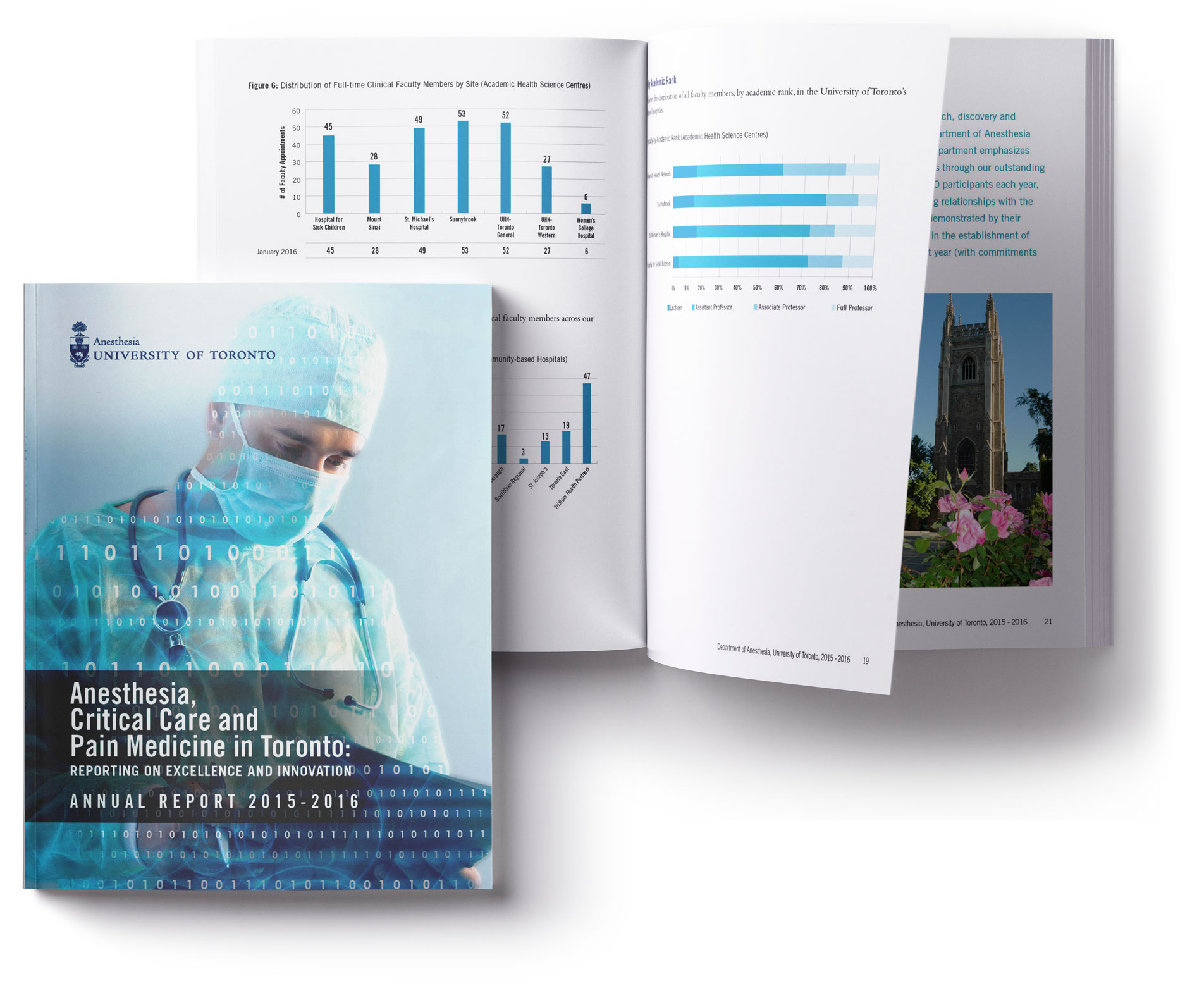 UofT Anesthesia Annual Report