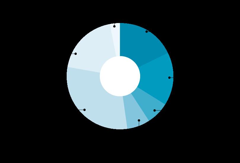 Pie chart design sample