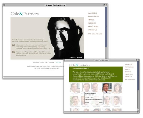 Cole & Partners Site