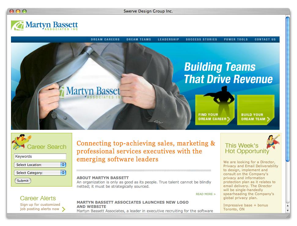 Website design, Toronto