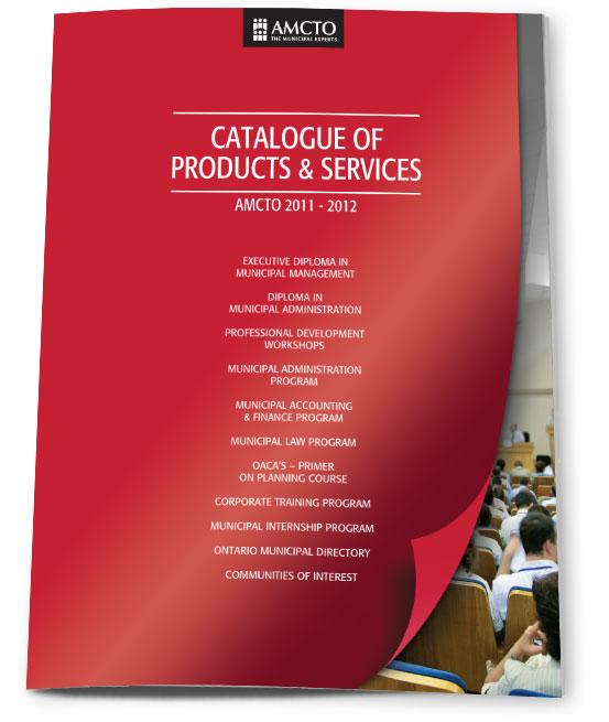 2012 Catalogue Cover