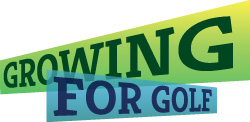 Growing-for-Golf Conference wordmark