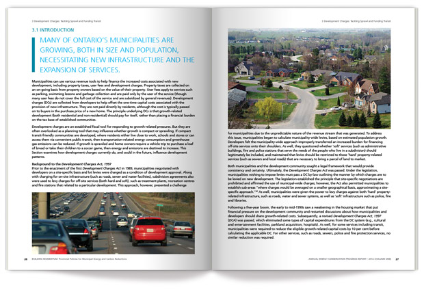 ECO Energy Report 2012 Vol. 1 page 26-27 designed by Swerve Design