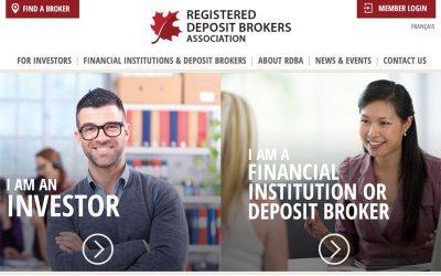 Association Website Design for RDBA