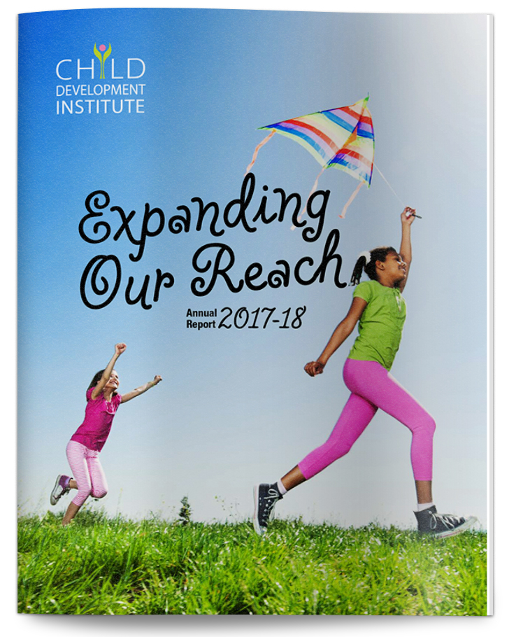 Child Development Institute annual report 2017-18