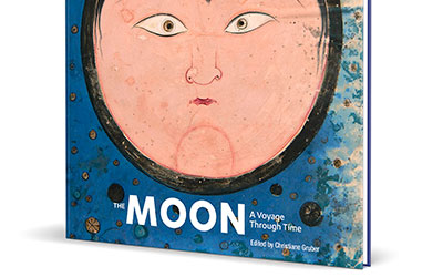 Book Design: The Moon: A Voyage Through Time