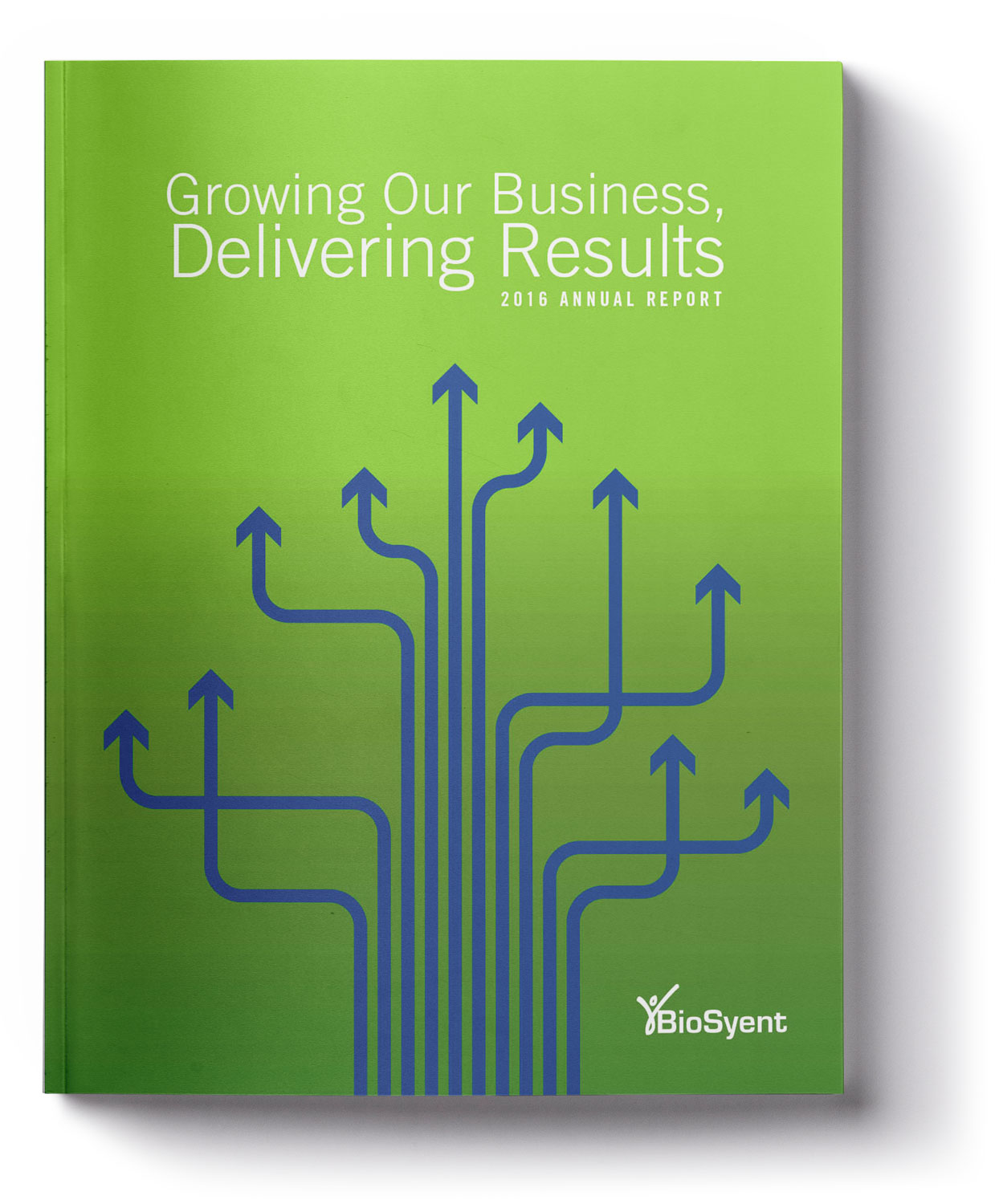 Annual Report for BioSyent Inc 2016