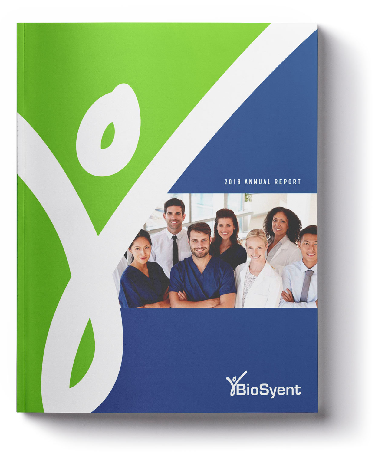 BioSyent Inc 2018 annual report cover