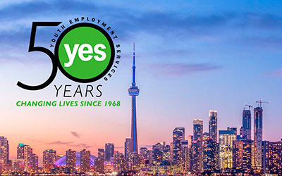 Annual Report Design for YES 2019