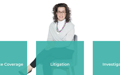 Toronto Law Firm Website Design