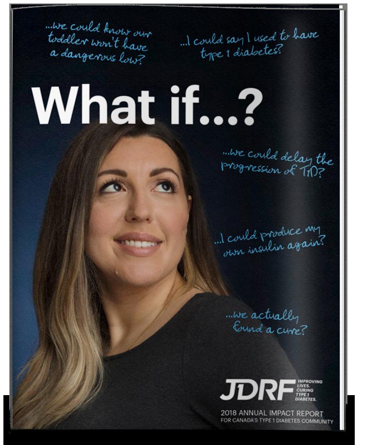 JDRF Report