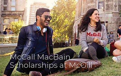 Design of Impact Report for the McCall MacBain Foundation